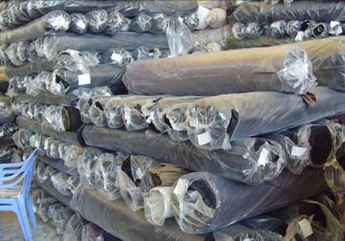 上海哪里回收库存布料 库存面料正确堆放方法图片